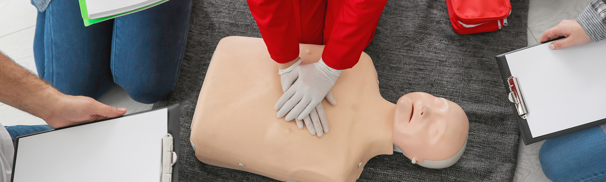 Calgary First Aid Training Courses