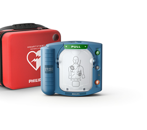 HeartStart Onsite AED with Ready-Pack