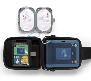 HeartStart FRx AED with Ready-Pack